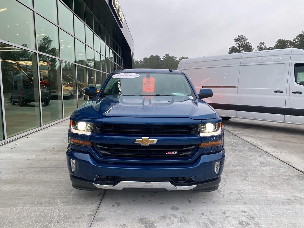 2018 Chevrolet Silverado 1500 Crew Cab 4x4, Pickup #SP0004 - photo 7