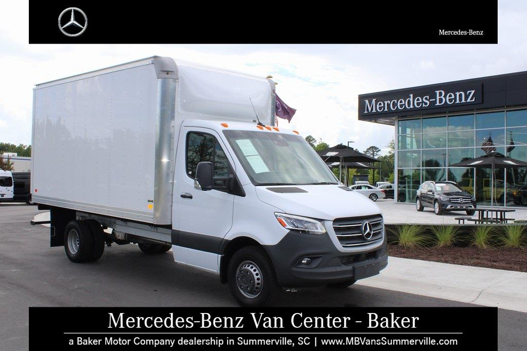 2019 Mercedes-Benz Sprinter 3500XD 4x2, Dry Freight #SP0059 - photo 1