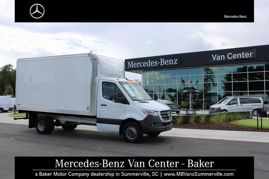 2019 Mercedes-Benz Sprinter 3500XD 4x2, Dry Freight #SP0059 - photo 1