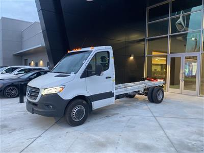2019 Mercedes-Benz Sprinter 3500XD 4x2, Cab Chassis #SP0068 - photo 2