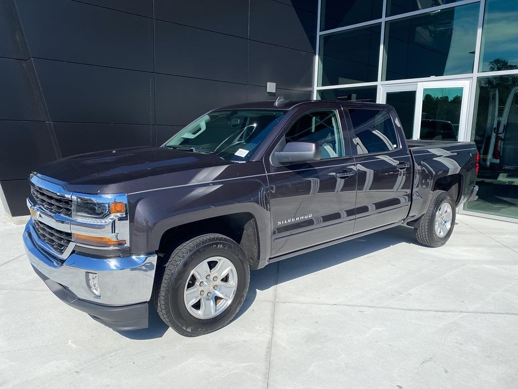 2016 Chevrolet Silverado 1500 Crew Cab 4x2, Pickup #SP0114 - photo 3