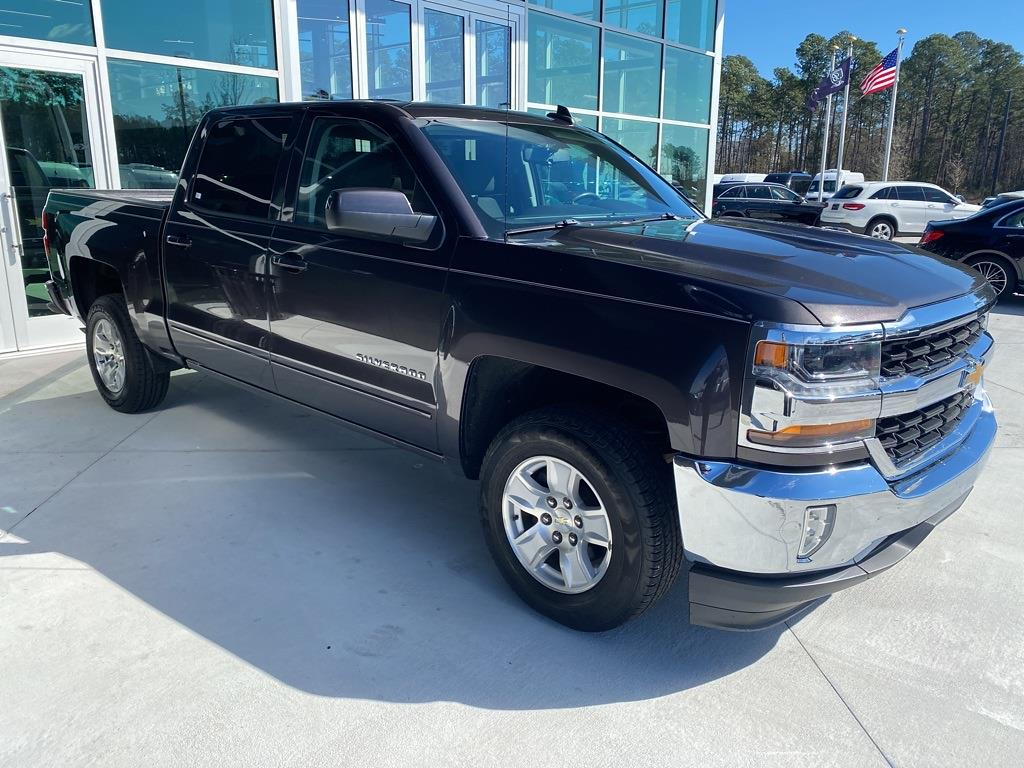 2016 Chevrolet Silverado 1500 Crew Cab 4x2, Pickup #SP0114 - photo 5