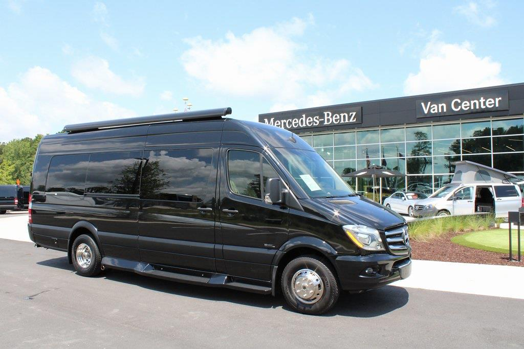 2017 Mercedes-Benz Sprinter 3500XD 4x2, Other/Specialty #SP0138 - photo 3
