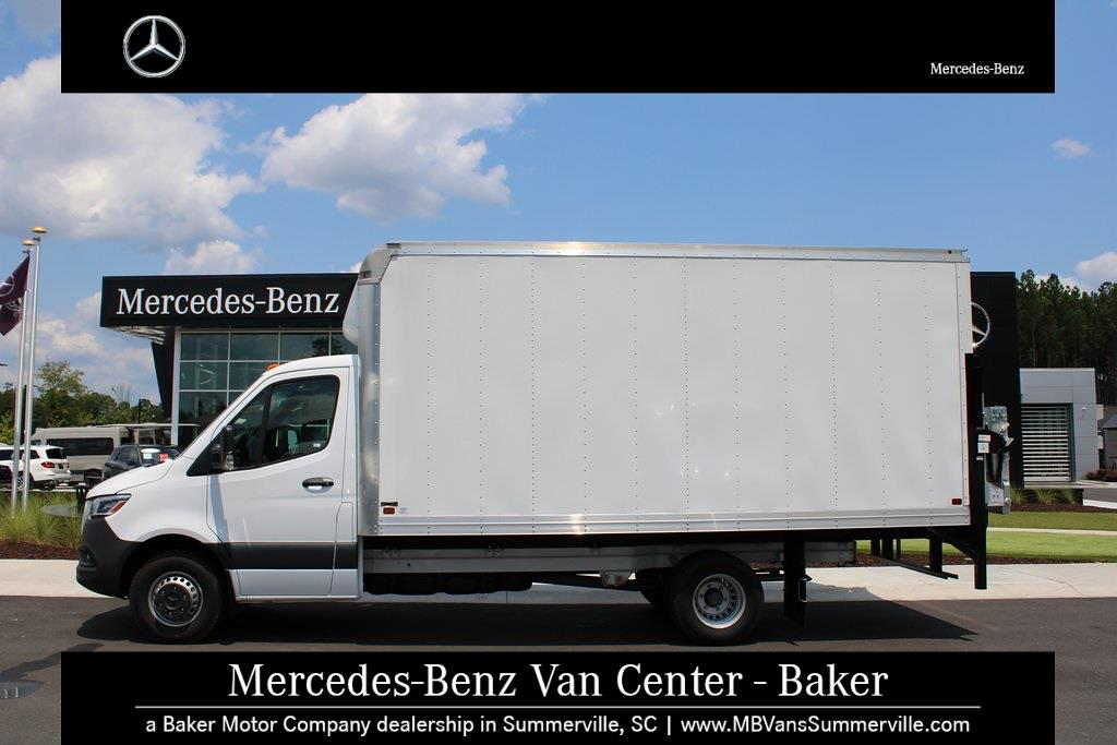2019 Mercedes-Benz Sprinter 3500 4x2, Dry Freight #SP0158 - photo 17