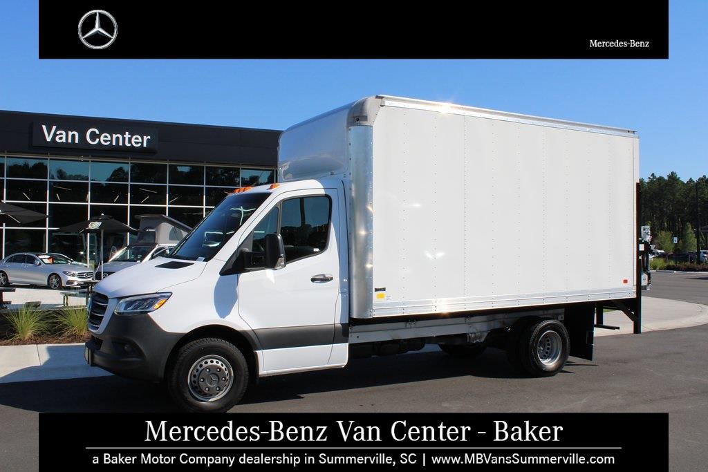 2019 Mercedes-Benz Sprinter 3500 4x2, Cutaway Van #SP0159 - photo 16
