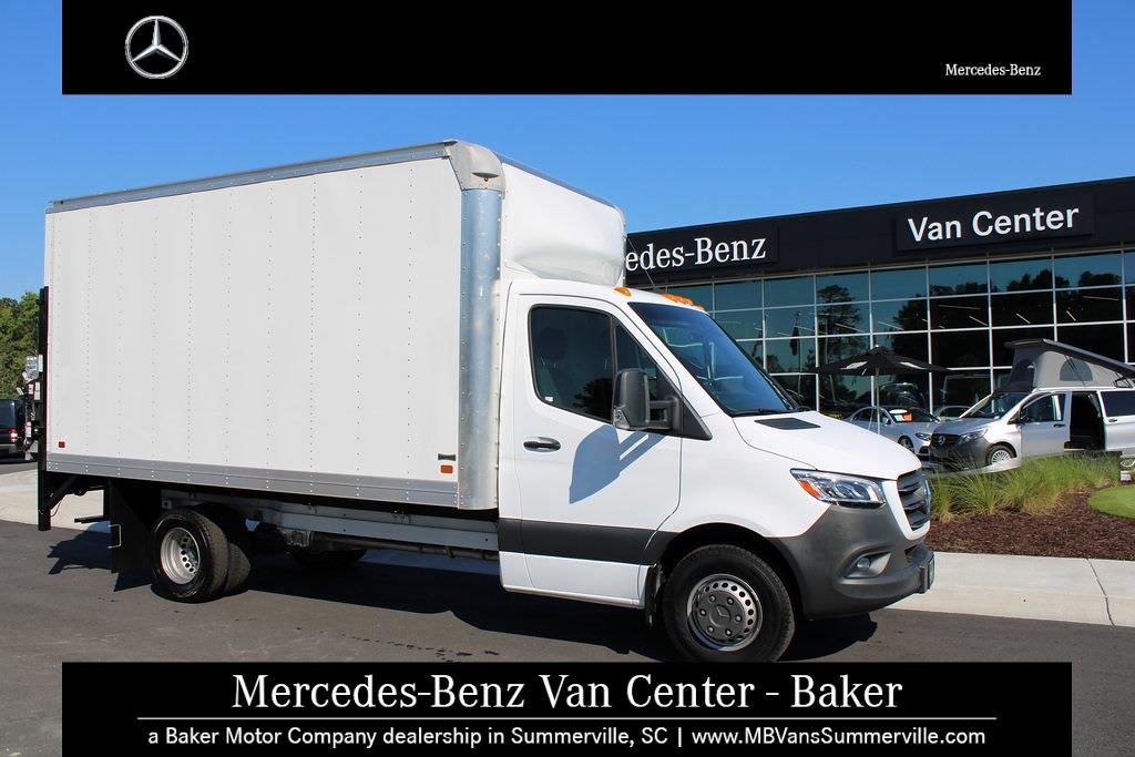 2019 Mercedes-Benz Sprinter 3500 4x2, Cab Chassis #SP0159 - photo 1