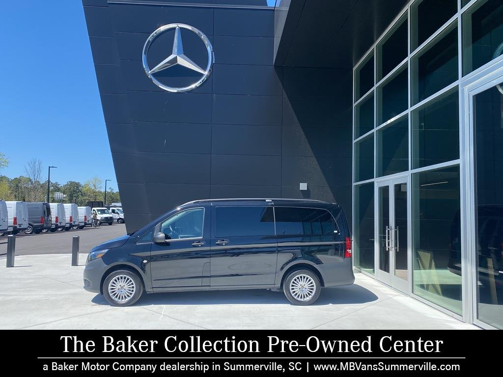 2019 Mercedes-Benz Metris 4x2, Passenger Van #SP0166 - photo 1