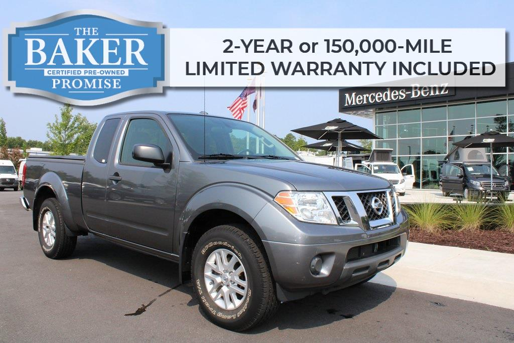 2016 Nissan Frontier King Cab 4x4, Pickup #SP0172A - photo 1