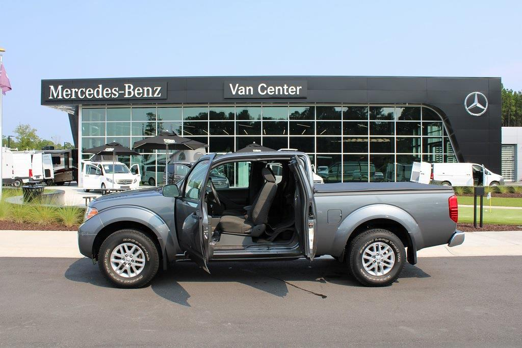 2016 Nissan Frontier King Cab 4x4, Pickup #SP0172A - photo 11