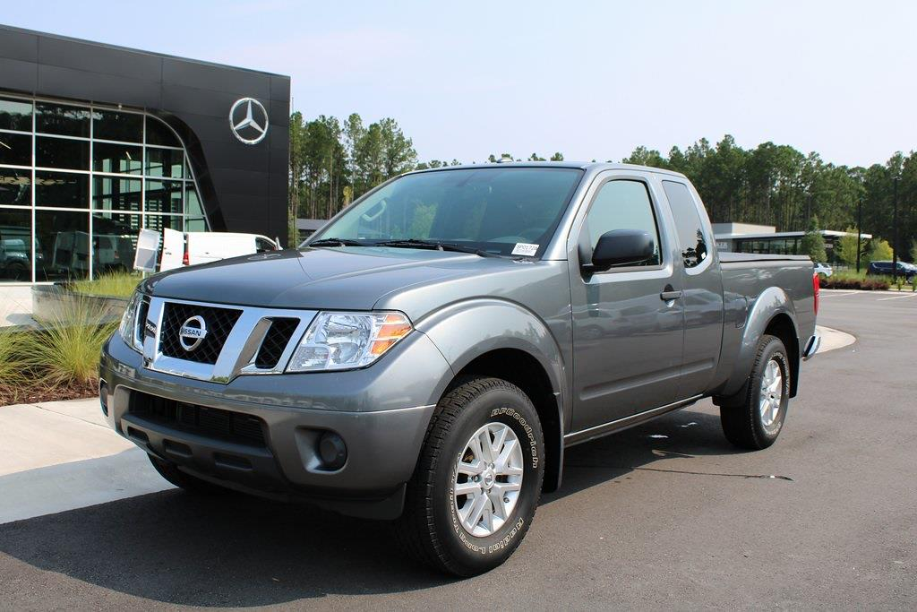 2016 Nissan Frontier King Cab 4x4, Pickup #SP0172A - photo 21