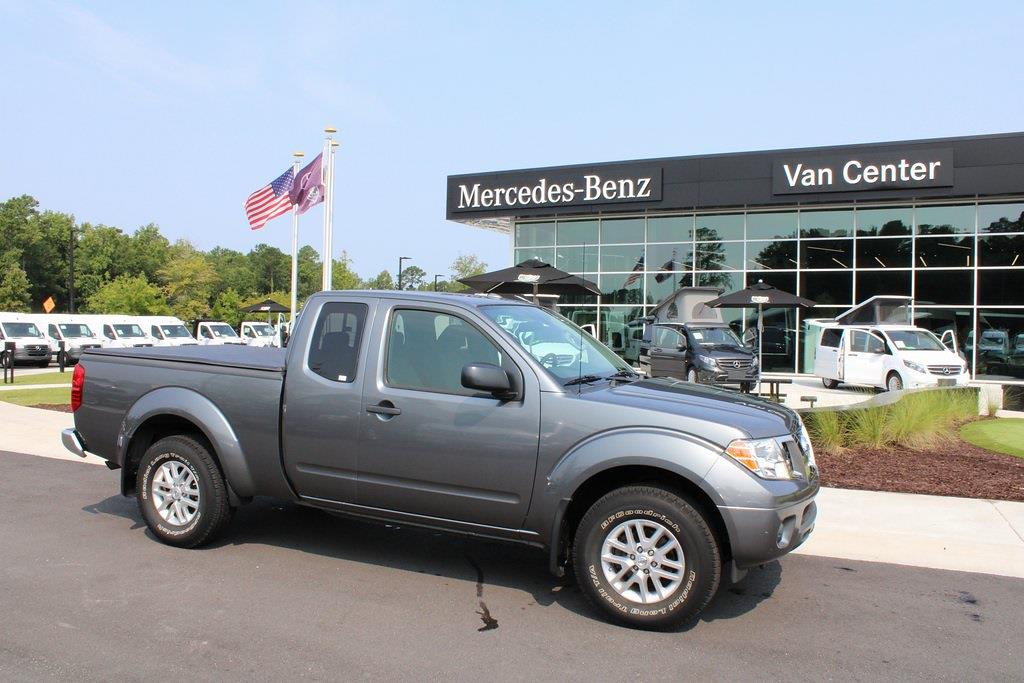 2016 Nissan Frontier King Cab 4x4, Pickup #SP0172A - photo 4