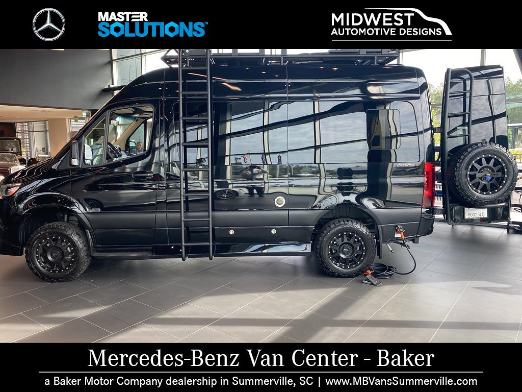 2020 Mercedes-Benz Sprinter 2500 Standard Roof 4x4, Midwest Automotive Designs Other/Specialty #SP0175 - photo 4
