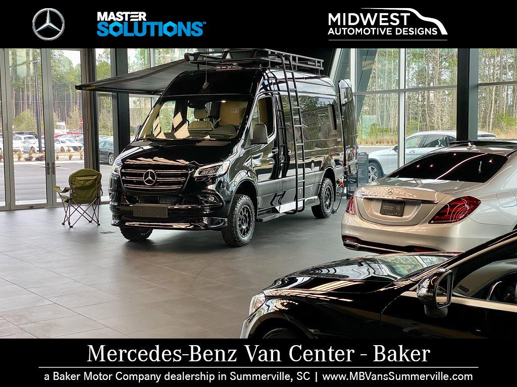 2020 Mercedes-Benz Sprinter 2500 Standard Roof 4x4, Midwest Automotive Designs Other/Specialty #SP0175 - photo 6