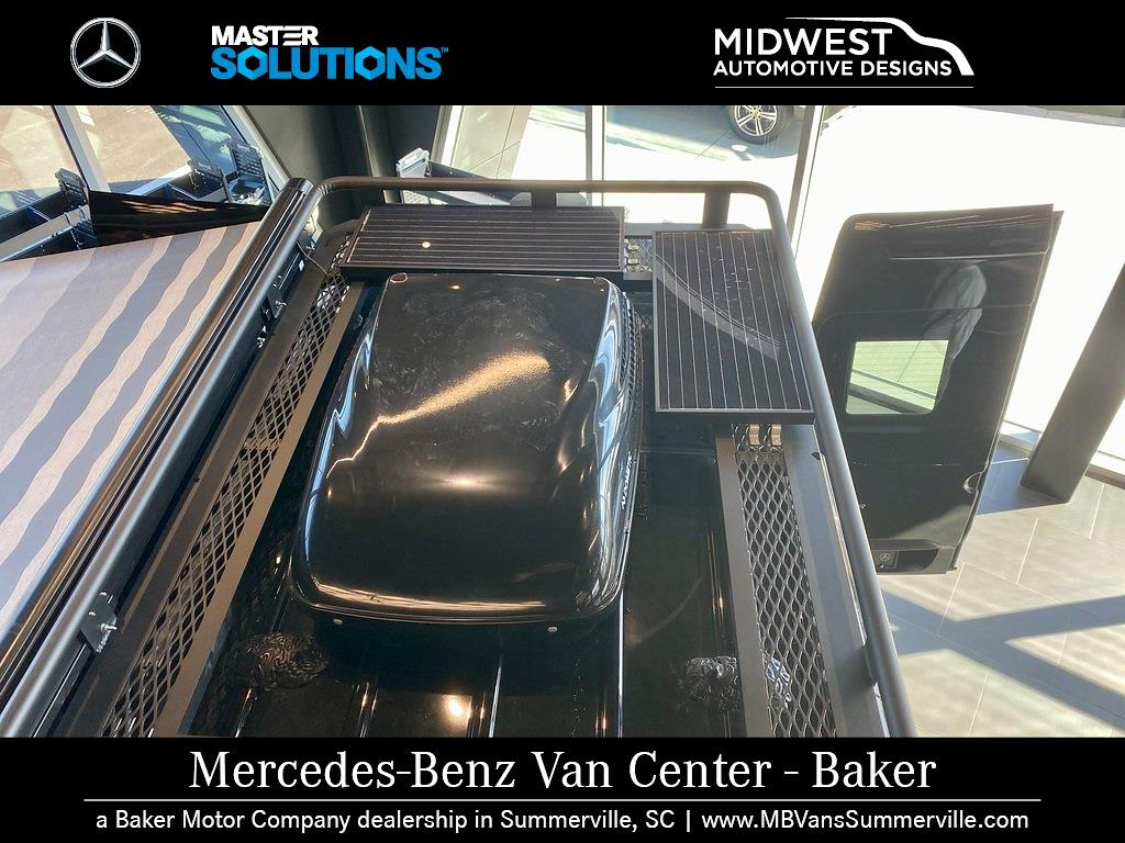 2020 Mercedes-Benz Sprinter 2500 Standard Roof 4x4, Midwest Automotive Designs Other/Specialty #SP0175 - photo 9