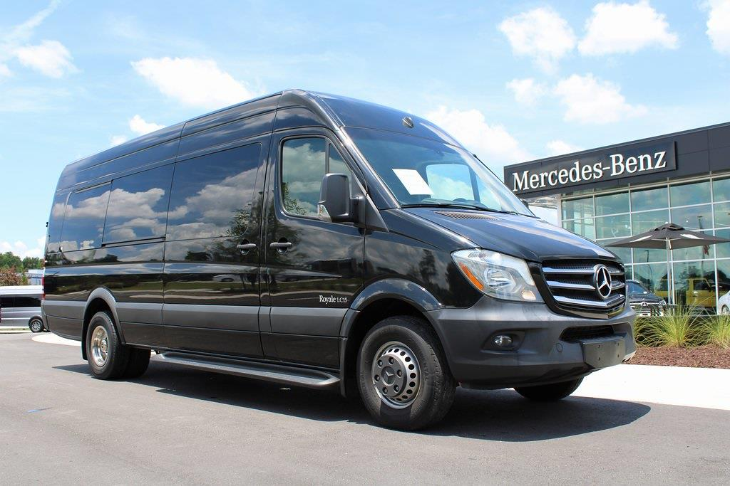 2017 Mercedes-Benz Sprinter 3500XD 4x2, Other/Specialty #SP0177 - photo 24