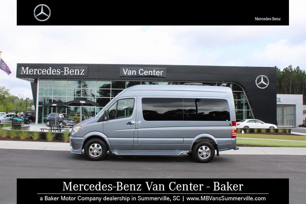 2013 Mercedes-Benz Sprinter 2500, Passenger Van #SP0194 - photo 6