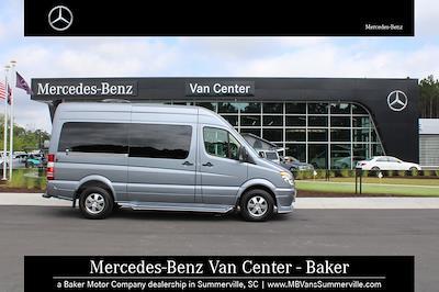 2013 Mercedes-Benz Sprinter 2500, Passenger Van #SP0194 - photo 13