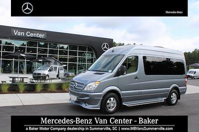 2013 Mercedes-Benz Sprinter 2500, Passenger Van #SP0194 - photo 5