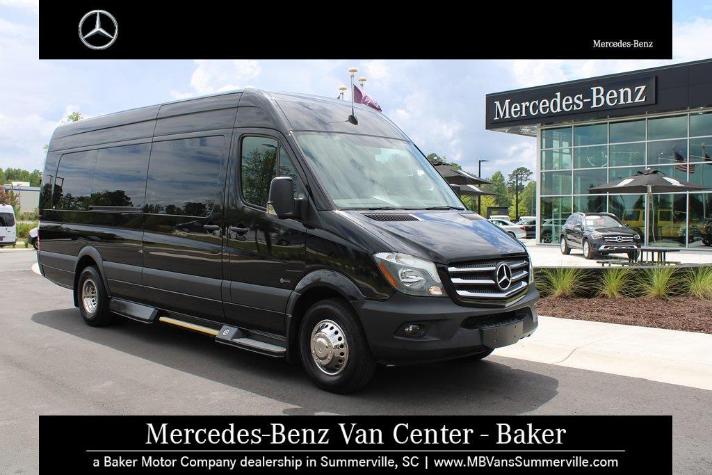 2017 Mercedes-Benz Sprinter 3500XD 4x2, Passenger Van #SP0209 - photo 4
