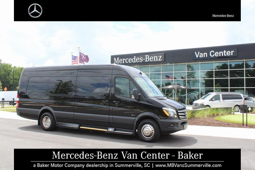 2017 Mercedes-Benz Sprinter 3500XD 4x2, Passenger Van #SP0209 - photo 5