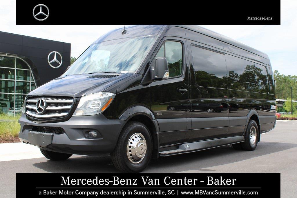 2017 Mercedes-Benz Sprinter 3500XD 4x2, Passenger Van #SP0209 - photo 24