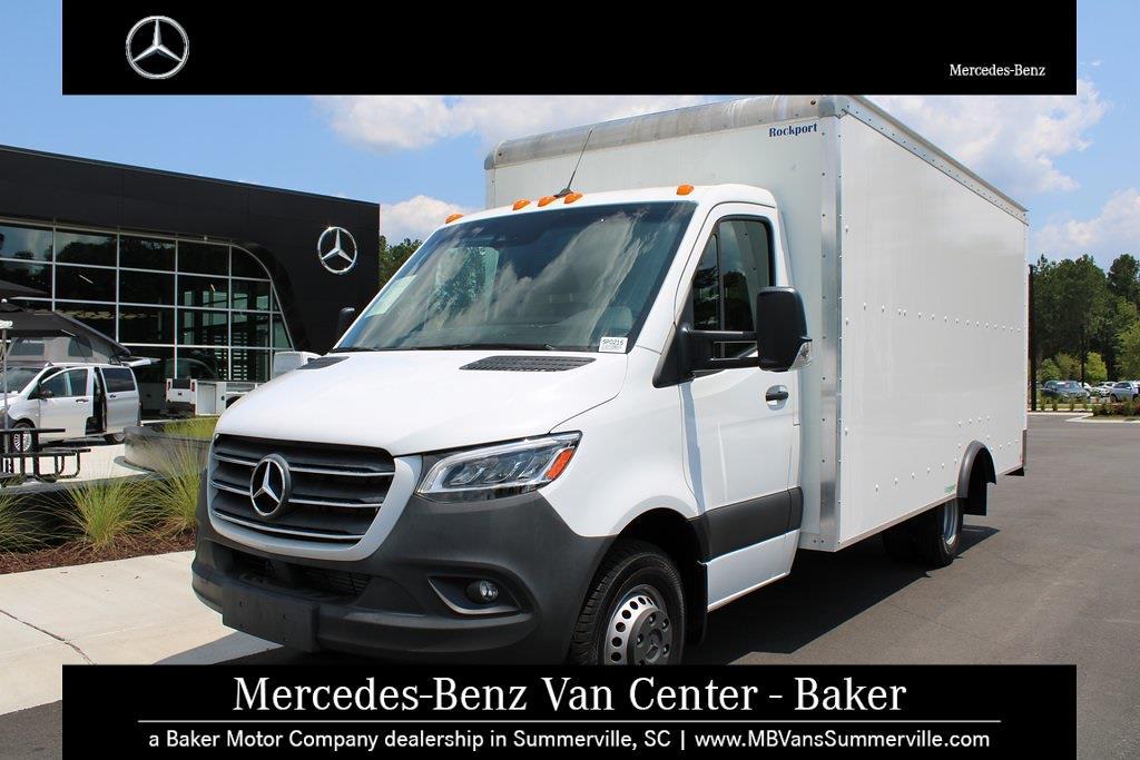 2019 Mercedes-Benz Sprinter 4500 4x2, Cutaway Van #SP0215 - photo 20