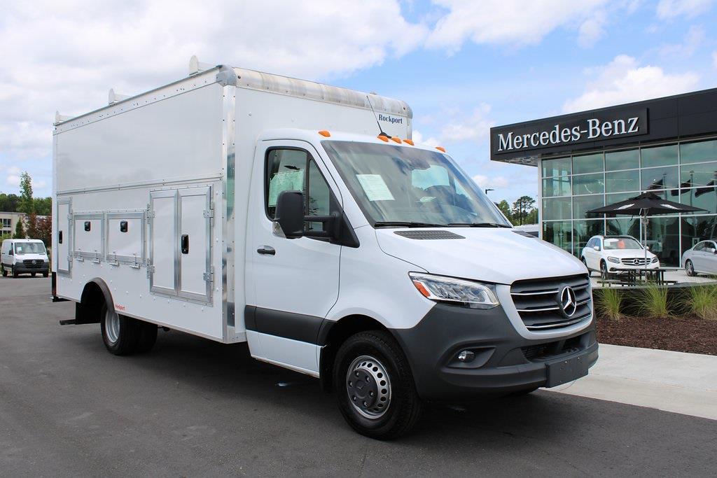 2019 Mercedes-Benz Sprinter 4500 4x2, Service Utility Van #SP0217 - photo 25