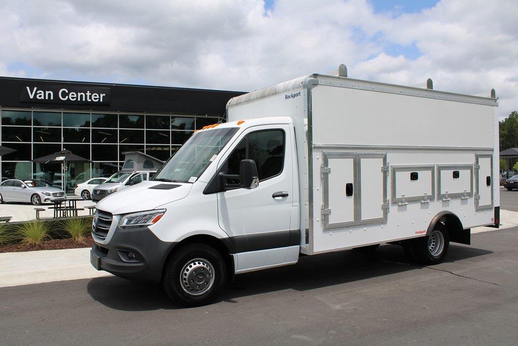 2019 Mercedes-Benz Sprinter 4500 4x2, Service Utility Van #SP0217 - photo 32