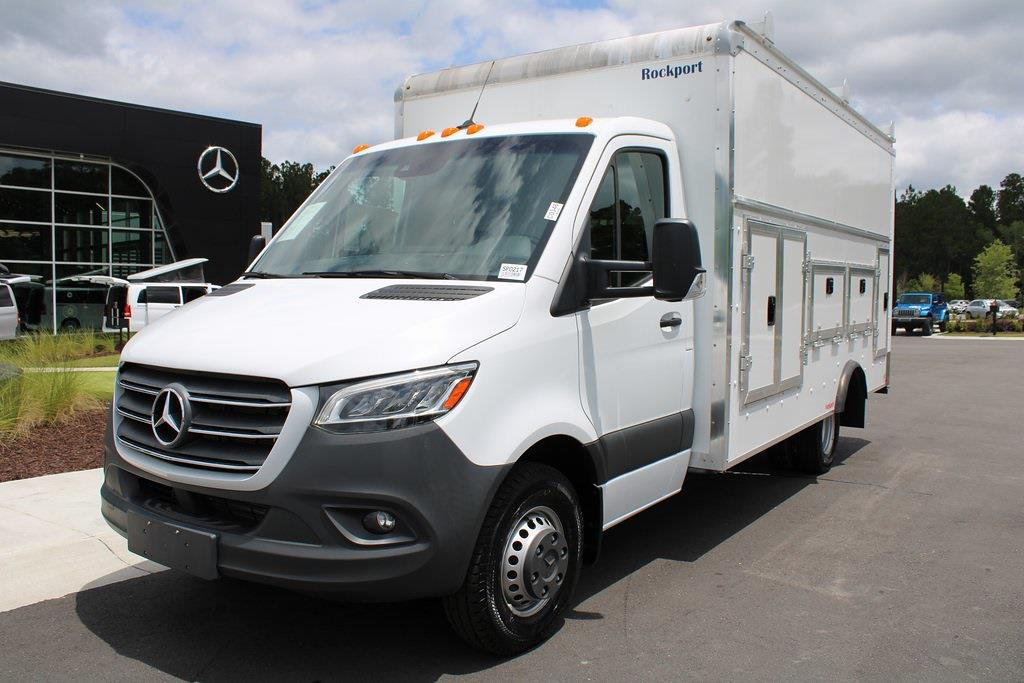2019 Mercedes-Benz Sprinter 4500 4x2, Service Utility Van #SP0217 - photo 34