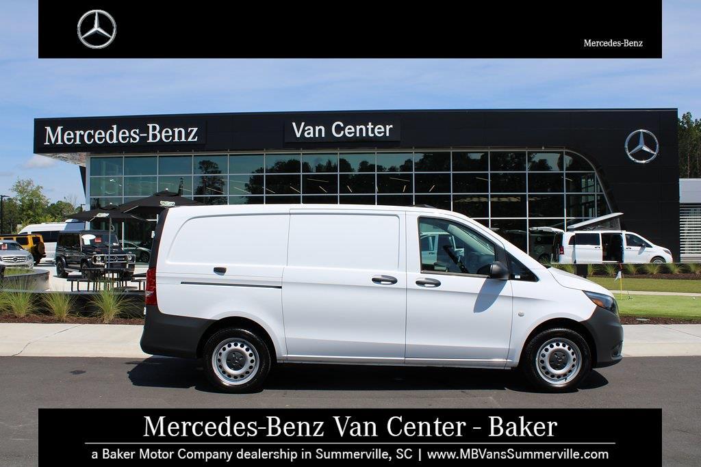 2020 Mercedes-Benz Metris 4x2, Empty Cargo Van #SP0229 - photo 4