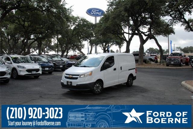 2015 Chevrolet City Express FWD, Upfitted Cargo Van #200508B - photo 1