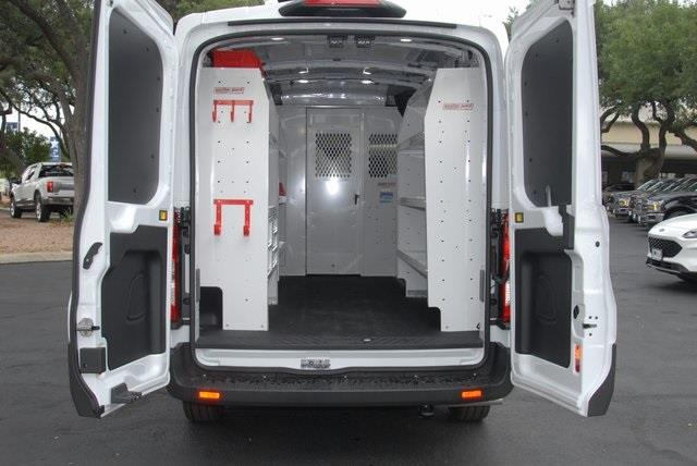 2020 Ford Transit 250 Med Roof 4x2, Weather Guard Upfitted Cargo Van #201073 - photo 1
