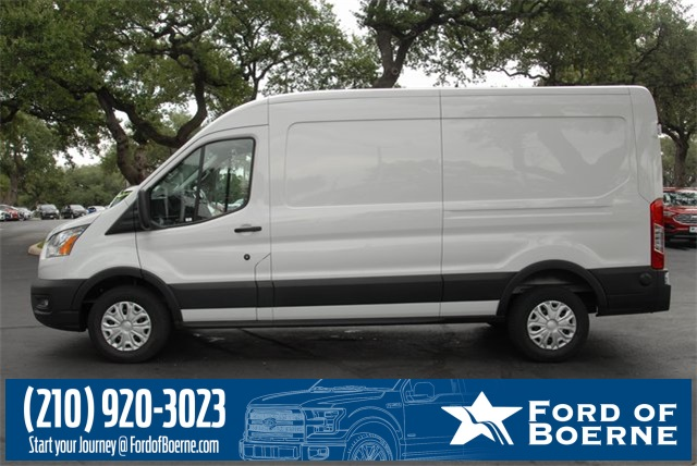 2020 Ford Transit 250 Med Roof 4x2, Weather Guard Upfitted Cargo Van #201074 - photo 1
