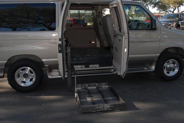2012 Ford E-150 4x2, Mobility #201116A - photo 1