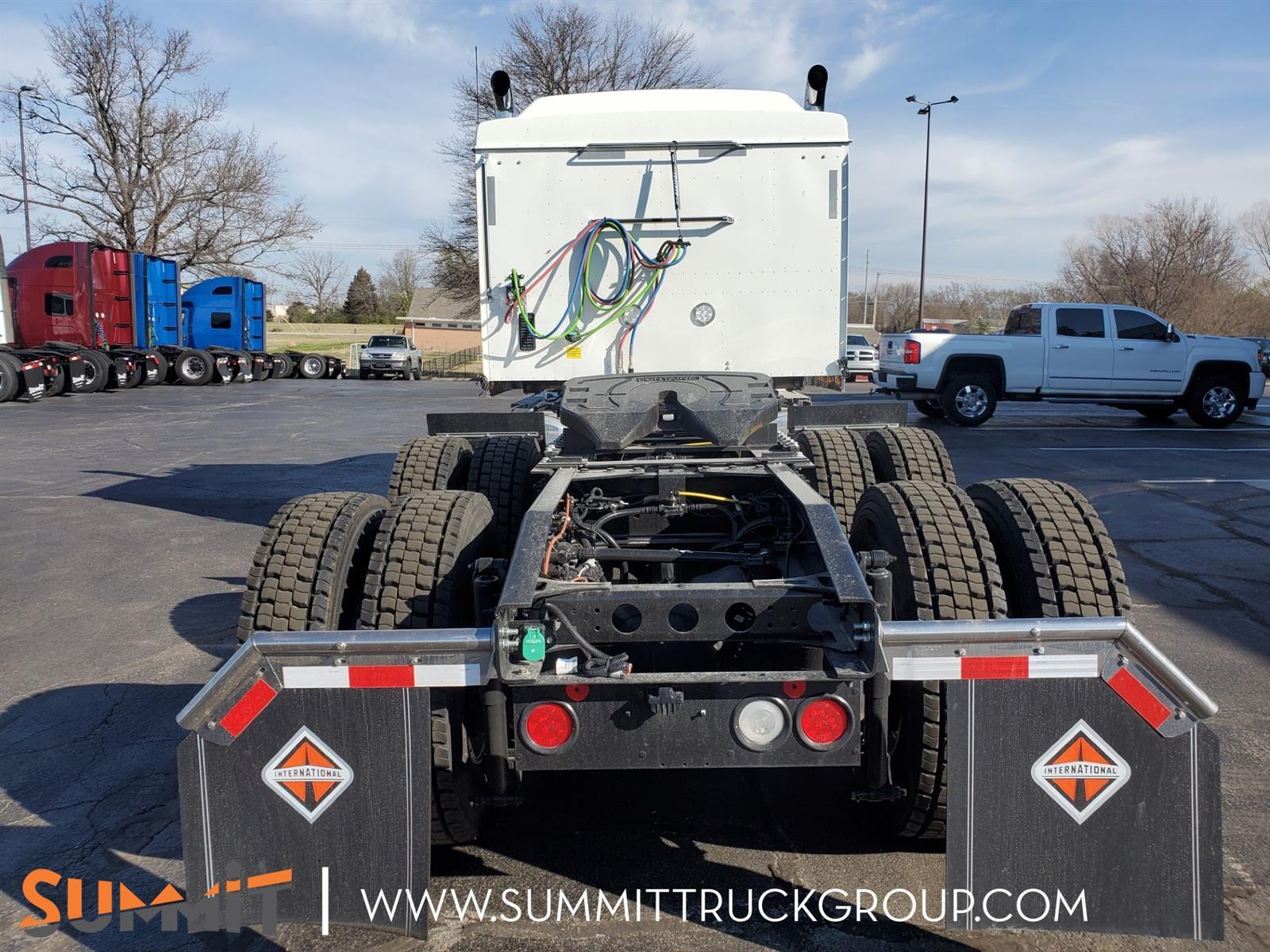 2021 International HX Sleeper Cab 6x4, Tractor #MN341761 - photo 1