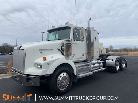 2012 Western Star 4900 Sleeper Cab 6x4, Tractor #150P202066 - photo 1