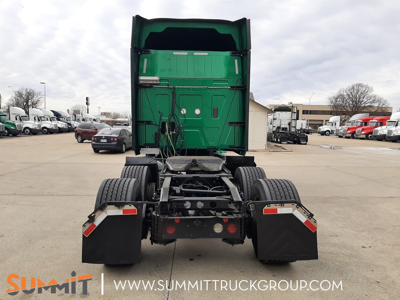 2017 International ProStar+ Sleeper Cab 6x4, Tractor #135N202154 - photo 1