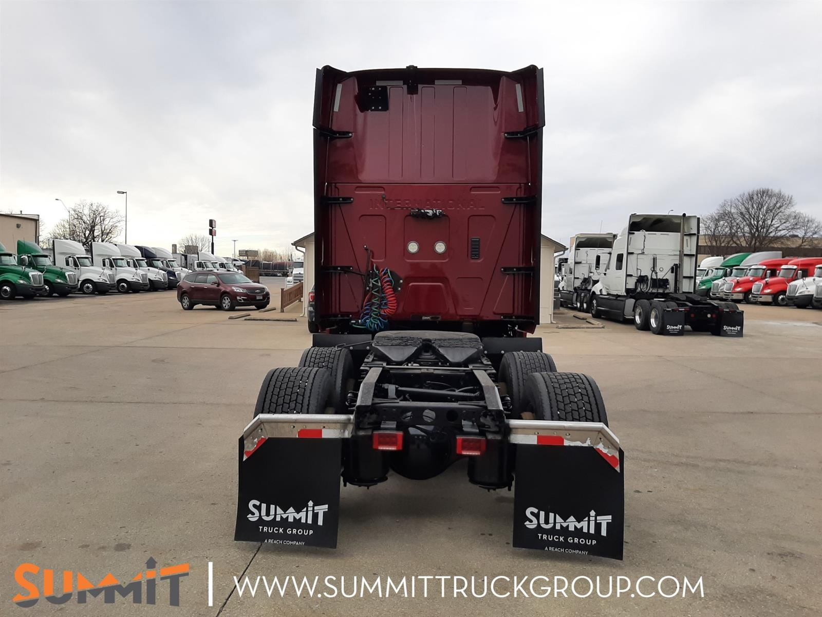 2017 International ProStar+ Sleeper Cab 6x4, Tractor #135N202158 - photo 1