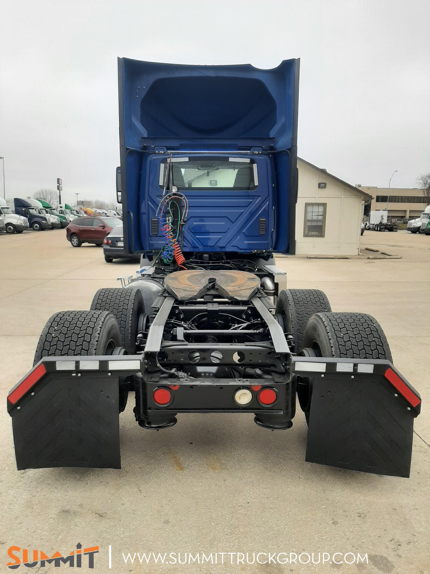 2017 International ProStar+ 6x4, Tractor #135N210207 - photo 1