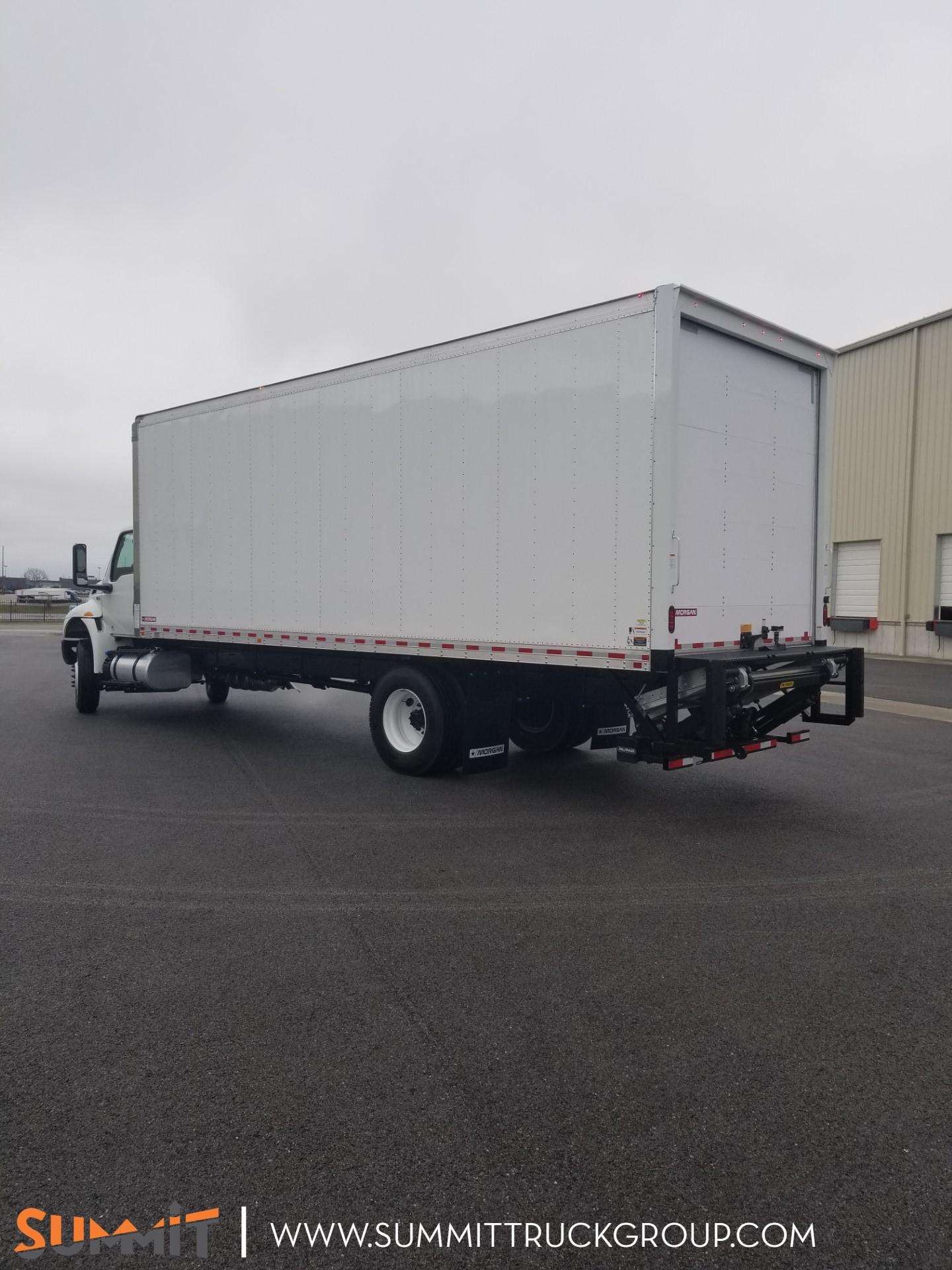 2021 International MV Regular Cab 4x2, Morgan Dry Freight #ML335733 - photo 1