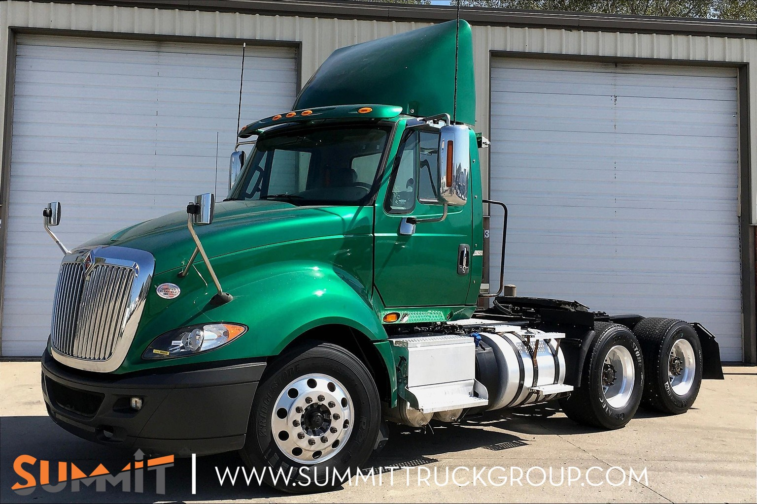 2016 International ProStar+ Day Cab 6x4, Tractor #135N201739 - photo 1