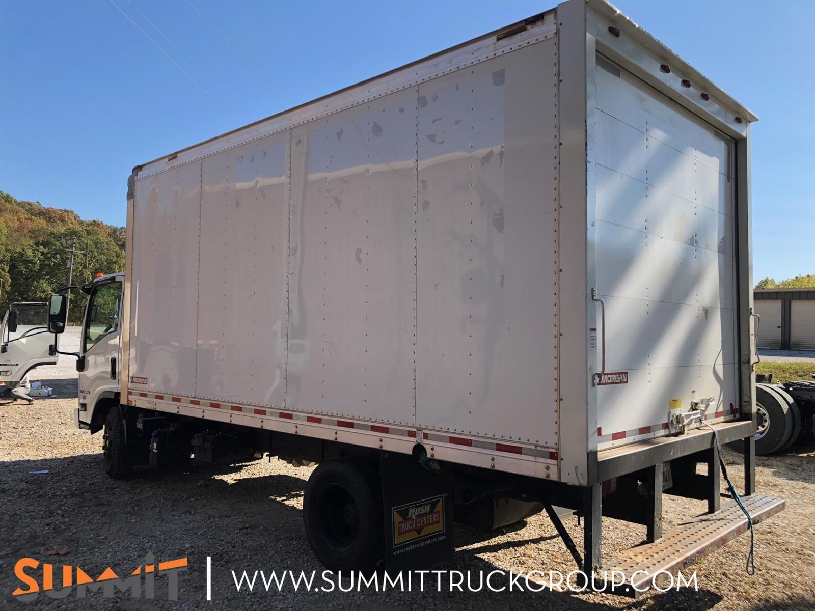 2016 Isuzu NPR Regular Cab 4x2, Dry Freight #150P201574 - photo 1