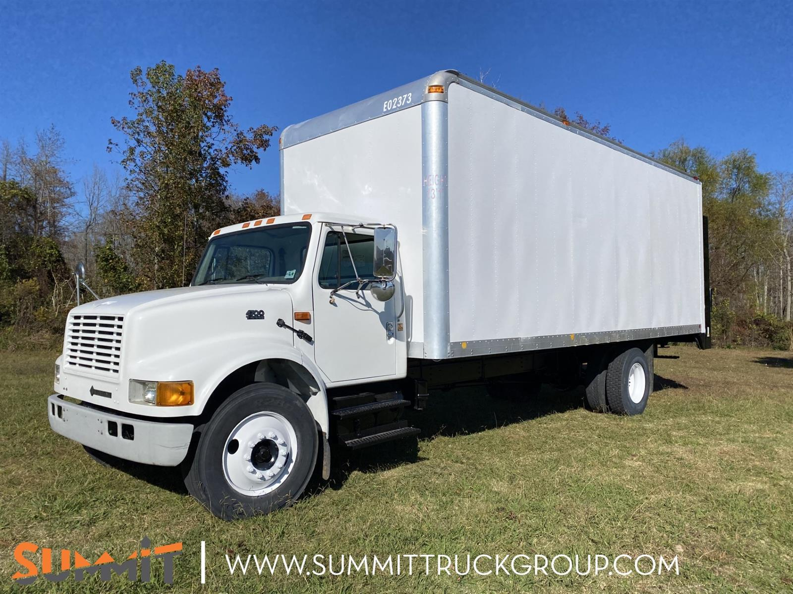 2001 International Truck 4x2, Dry Freight #210T201901 - photo 1