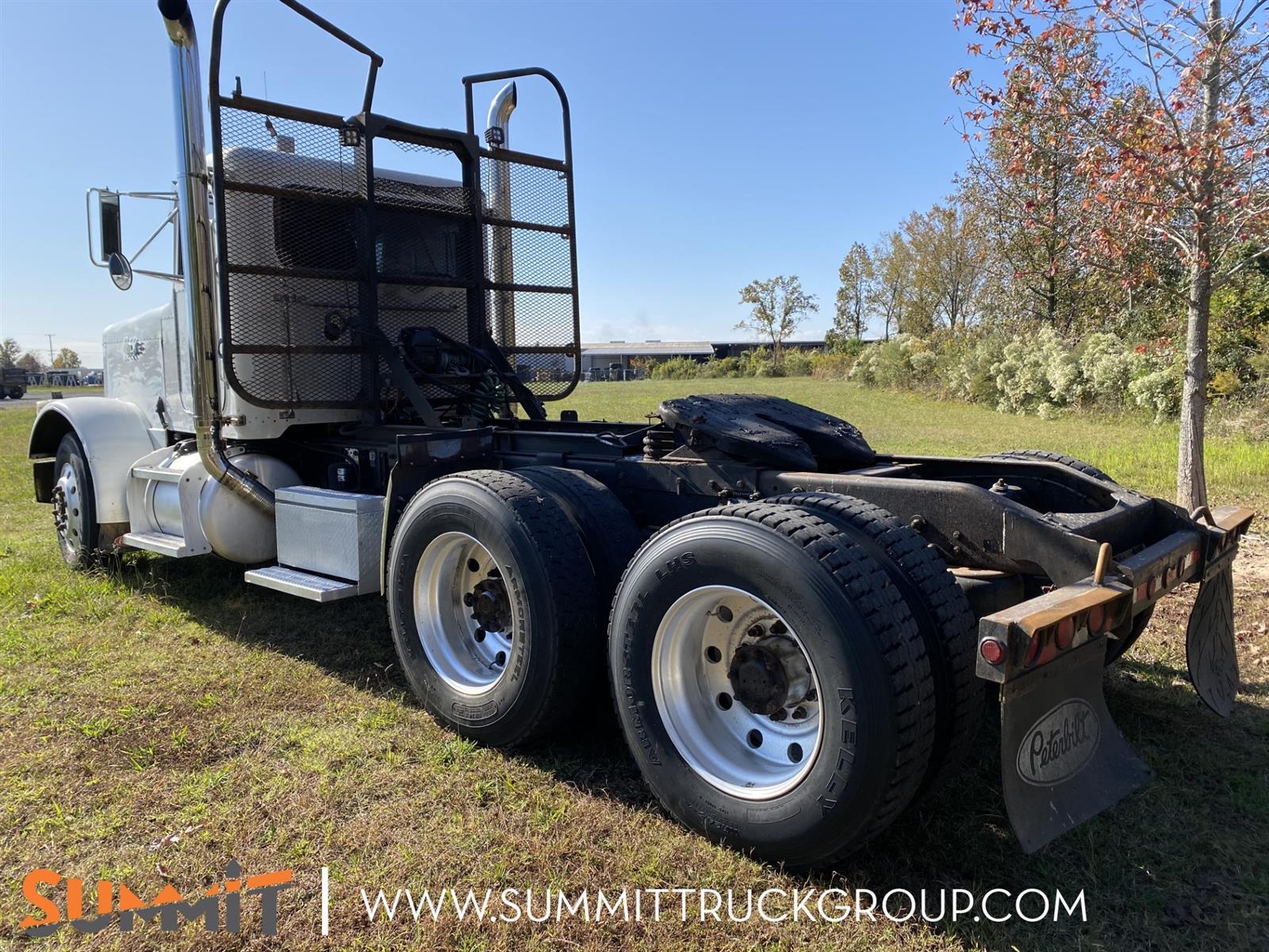 1997 Peterbilt Truck Day Cab 6x4, Tractor #210T202023 - photo 1