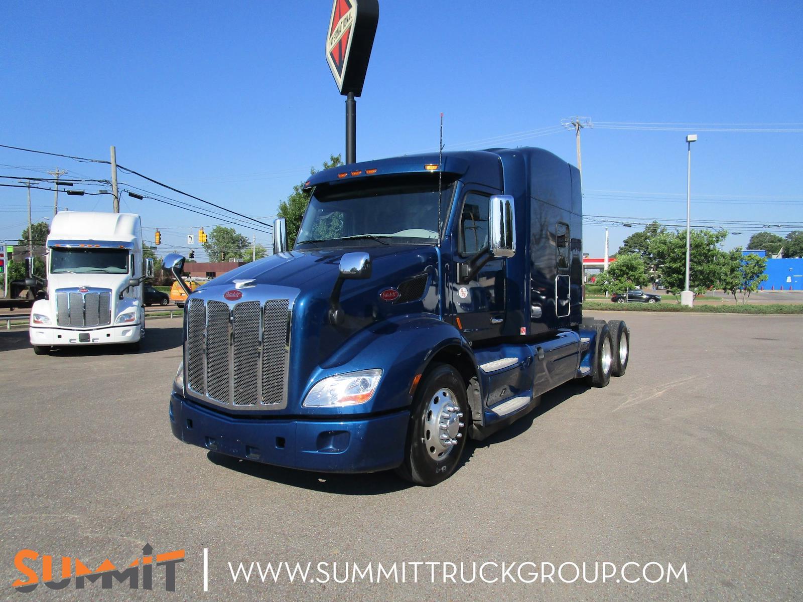 2020 Peterbilt Truck Sleeper Cab 6x4, Tractor #210T211028 - photo 1