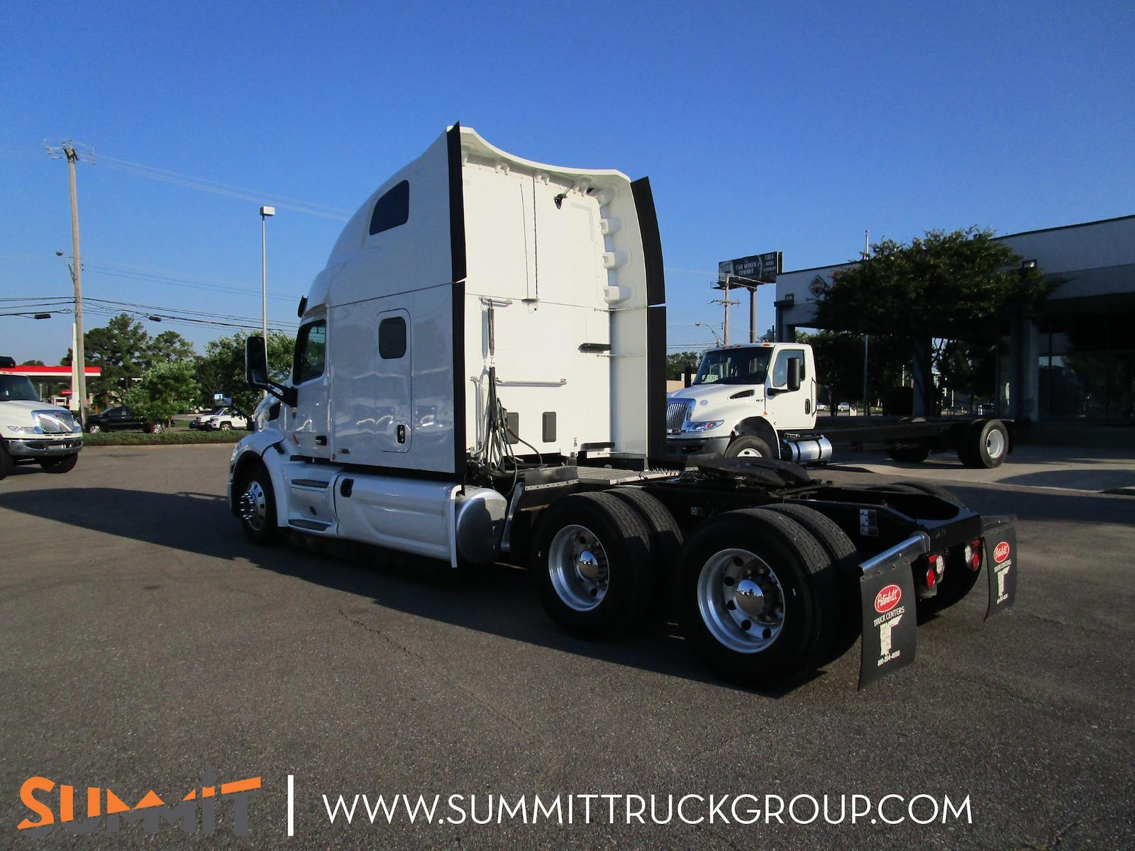 2020 Peterbilt Truck Sleeper Cab 6x4, Tractor #210T211045 - photo 1