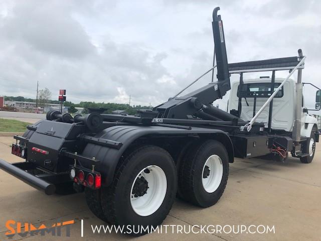 2020 International HV Regular Cab 6x4, Swaploader Hooklift Body #LL867975 - photo 1