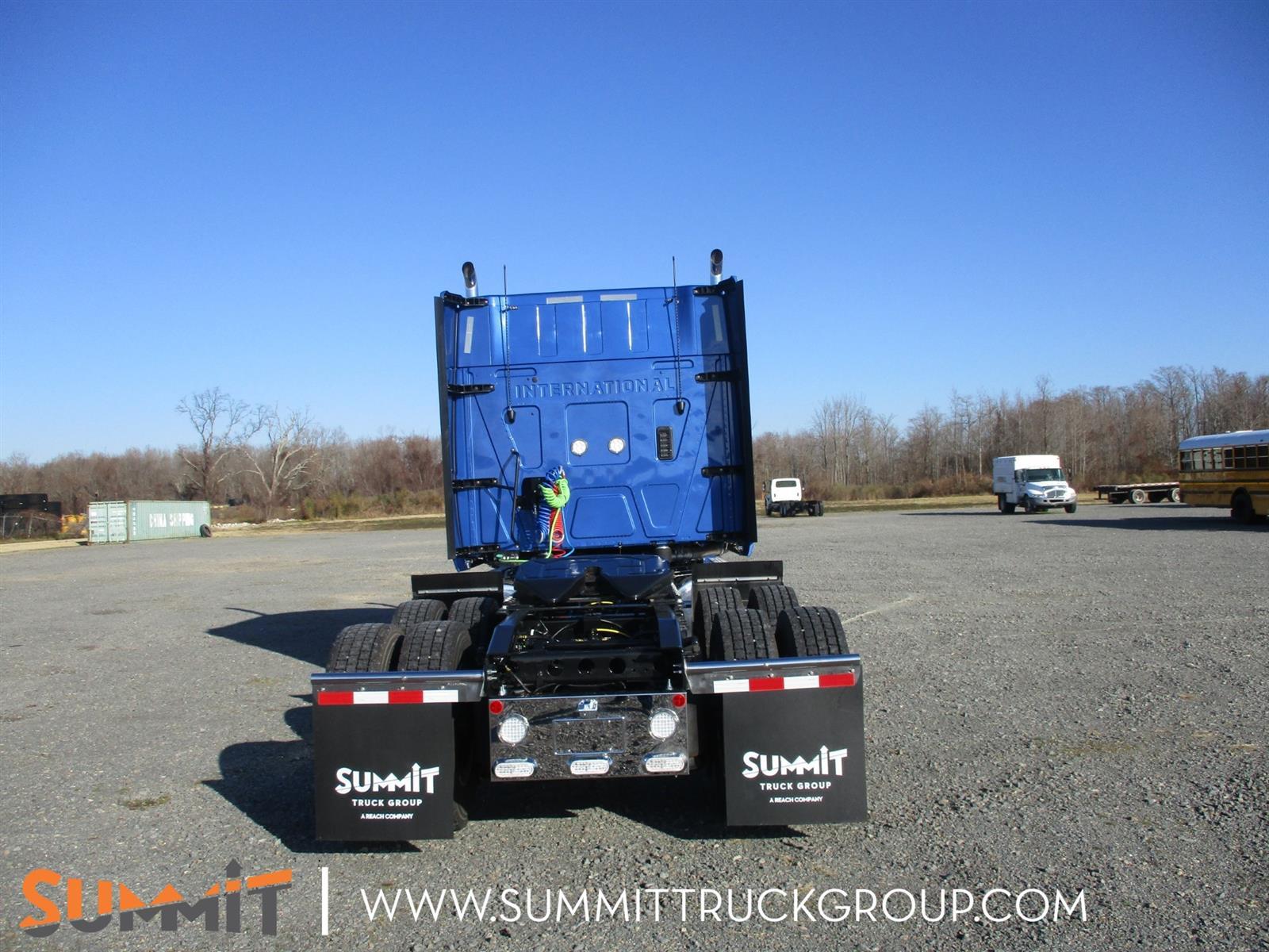 2021 International LoneStar Sleeper Cab 6x4, Tractor #MN442045 - photo 1