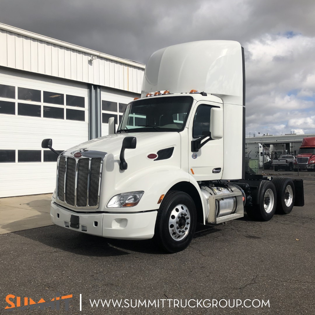 2018 Peterbilt Truck Day Cab 6x4, Tractor #160P202059 - photo 1