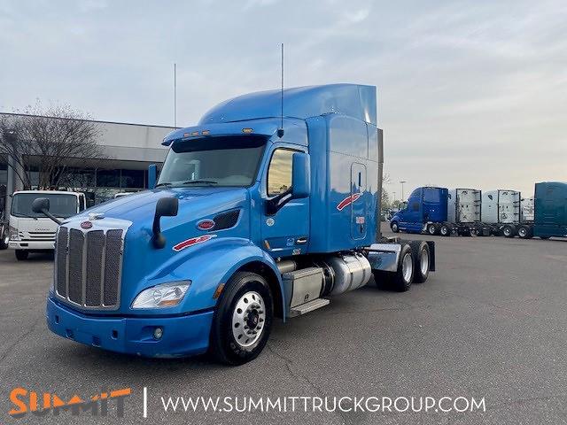 2018 Peterbilt Truck Sleeper Cab 6x4, Tractor #160P210488 - photo 1